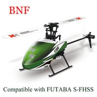best flybarless system - Best Deal XK K100 Falcom CH Flybarless D6G System RC Helicopter BNF RC Toys
