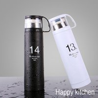 advertising covers - 1314 couple cup Creative Cup stainless steel cup transparent cover advertising promotional gifts