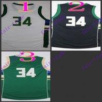 arrival order - giannis antetokounmpo New Arrival swingman Basketball Jerseys Sportswear Jersey S XL Mix order