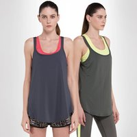 athletic clothes - Vansydical Sports Blouse Deep Gray Plus Size Running Vest Loose Casual Sling For Jogging Yoga Comfortable Athletic Clothing