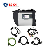 Wholesale MB Star Diagnostic tool for Benz New Compact SD C4 Version support over languages SD Connect C4 with WIFI