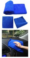 auto furniture - New Arrivals Microfibre Cleaning Cloths Home Household Clean Towel Auto Car Window Wash Tools