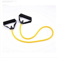 Wholesale Multi Rally mm Pull Rope color Latex Pull Rope Workout Exercise Pilates Yoga Crossfit Fitness Tubes Pull Rope D