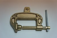 arc welding copper - Hitbox welding ground clamp A full copper earth clamp for ARC MMA STICK welding process weight kg