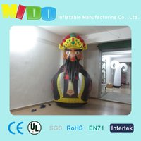 advertising moving cartoon - inflatable cartoon advertising moving cartoon boll inflatable mascot cartoon factory outlets plans to customized