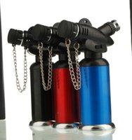 best micro torch - Micro spray gun lighters Welding torch spray torch jet butane windproof lighter also offer usb arc oil lighter grinder fashion best