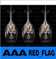 achat en gros de verres ligh-Verres à vin modernes Lustre Plafonniers Suspension LED Ligh LLFA712