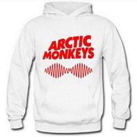 arctic monkeys clothing - Arctic Monkeys Hoodies Men Hoodie Man Sweatshirt For Mens Women Sound Wave Indie Rock And Roll Band Brand Clothing Streetwear