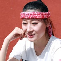 bamboo scarf pattern - New Arrival Mixed Pattern Style Summer Ice Cool Scarf Neck Cooler Wrap Non Toxic Powder Wrist Cooling Headband Ankleband CCA1850