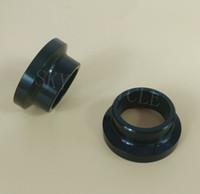 Wholesale Novatec D881SB mtb front hub mm side caps in thru axle hub O L D mm hub adaptors converter QR mm mm available