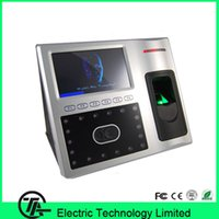 Wholesale Iface802 face time attendance with fingerprint and ID card access control