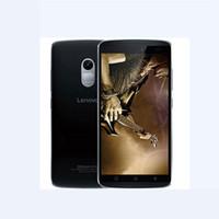 achat en gros de lenovo phone-Turquie Entrepôt Lenovo X3 Lite X3 C78 4G FDD Téléphone intelligent 5.5 pouces IPS Écran 2G RAM 16G ROM Android5.1 Téléphones déverrouillés