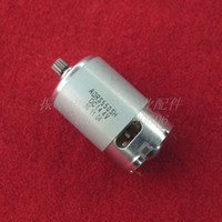 Wholesale Wholsaler Charge electric drill motor DC14 v teeth A1 electric tool parts accessories