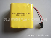 aa nicad battery - 2016 industrial equipment NiCd AA MAH V NiCad battery Swatter nickel cadmium batteries New