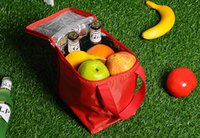 Wholesale Lunch Bag Cooler Bag Hand Carrying and Car Carrying Insulated and Thermal Picnic Bag Foldable and Waterproof High Quality Oxford Material