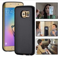 anti gravity car - For samsung galaxy S7 Edge case Antigravity Plastic Magical Anti gravity Nano Suction Cover Adsorbed Car Case for Galaxy Note
