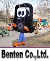 aver media - Camera Aver Media mascot costume custom fancy costume kits mascotte fancy dress carnival costume LLFA8898
