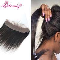 Wholesale Brazilian Virgin Hair Nape Closure Back Lace Frontal Nape Lace Closure In Stock
