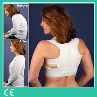 Wholesale Men s and Women s Correct Belt Power Magnetic Posture Sport Back Support Strap Postural Correction Belt Chiropractic vest