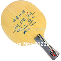 Wholesale Palio TOM Offensive Table Tennis Blade for PingPong Racket