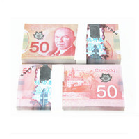 Wholesale Canada Dollar Training Collect Learning Banknotes Paper Money