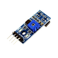 Wholesale TCRT5000 infrared reflectance sensor Obstacle avoidance module tracing sensor tracing module