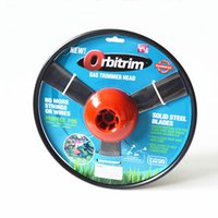 Wholesale Orbitrim No String Steel Solid Head Gas Trimmer