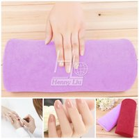 arm rest cushion - pc Column Cushion Pillow Salon Soft Hand Holder Rectangle Nail Arm Rest Manicure Nail Art Accessories Tools equipment for nails