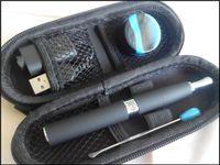 duales de cerámica bobina varilla de cera vaporizador vaporizador pluma sartén e DAB fumadores cera concentrado de aceite de correo de reemplazo del quemador sólida pluma de cabezas de espiral