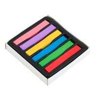 Wholesale High Quality set Colors chalk Worldwide hair dyeing hair color chalk crayon colors hair pins