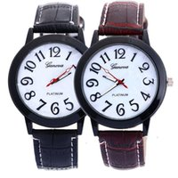 alloy wells - Hot sale Neutral Digital Dial Luxury Brand Whatch Quartz Analog Casual Cool Watch Wrist Watches New For Lovers Watch Well