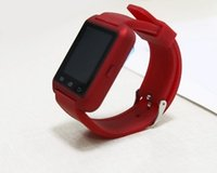 Wholesale U8 Bluetooth Smartwatch for android phones U Watch Smart Watch Wrist Watches iPhone S Plus Samsung S6 S7 Note HTC metal