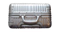 Wholesale Aluminum luggage suitcase airport luggage wheel waterproof travel hard luggage case
