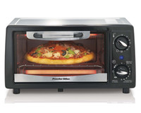 Wholesale Slice Electric Counter Top Toaster Oven with Timer