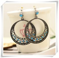 animal lovers dating - New Fashion jewelry romantic round drop earring for women girl lovers gift E2002