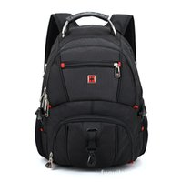 Wholesale UIYI Backpack For Men And Women Sport Travel Advanced PU Leather Men s Back Pack Laptop Bag Man Rucksack Quanlity