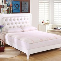Wholesale Svetanya Chinese Cotton Mattress thin and warm Bed Mat twin queen king size blanket