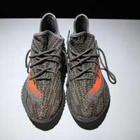 baseball toppings - Top Quality Boost V2 Beluga With Box Sply Boost V2 Shoes Black Gold Season Stripe orange streaked Running Shoes
