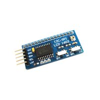 Wholesale I2C SPI character LCD backpack LCD1602 LCD2004