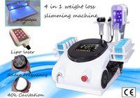 advanced equipment - Advanced Lipo Laser Slimming Machine Fat Freezing Cryolipolysis Cryo Ultrasound Cavitation RF Radio Frequency Slimming Equipment Lipo Laser