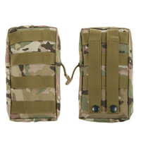army first aid - New Arrival Airsoft MolleTactical Medical Military First Aid Nylon Sling Pouch Bag Case Waist Packs STL