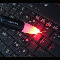 Wholesale S5Q Pen Tester Non Contact AC V Electrical Voltage Detector Pen Tester Sensor New AAAAFX