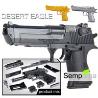 plastic model kits - Desert Eagle silencer gun toy pistol legoes Hobbies Models Building Toy Kits Blocks Outdoor Fun Sports Toy Guns