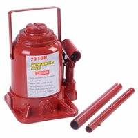 automotive hydraulic jack - 20 TON Hydraulic Bottle Jack Low Profile Automotive