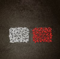best die cutting - Best Wishes Metal Letters Cutting Dies for DIY Scrapbooking Photo Album Decor Paper Cards