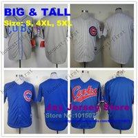 big jon - Big Tall Chicago Cubs Jersey Size S XL XL Starlin Castro Kris Bryant Jon Lester Anthony Rizzo White Blue Grey