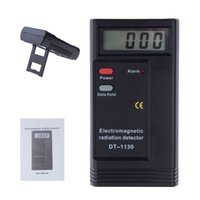 Wholesale DT Digital LCD Electromagnetic Radiation Detector EMF Meter Dosimeter Tester CE Certificated