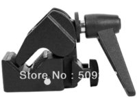Wholesale Photo Studio Multi function Super Clamp Studio Clamp With Stud stand for Photo Camera Photo Studio Accessories