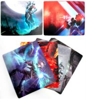 Wholesale LOL Mouse pads League of Legends Gaming Computer All Star Heros Teemo Ahri mm Mousepad