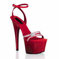 Cheap Beautiful Red High Heels Sandals | Free Shipping Beautiful
